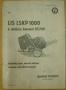Lis LSKP 1000 k mlátičce Automat 10/700