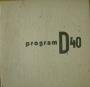 Program D40 1-6